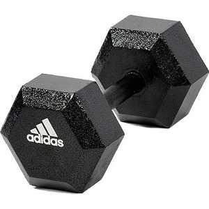 Гантель Adidas гексагональная 20 кг (ADWT-10347)