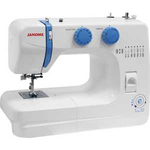 Швейная машина Janome Top 12 серьги page 3