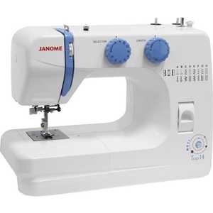 Швейная машина Janome Top 14 швейная машинка janome sew mini deluxe