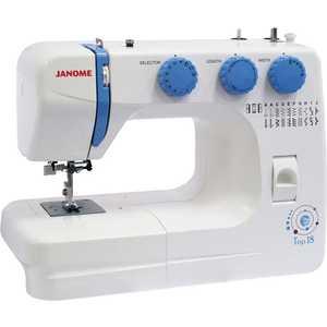 Фотография товара швейная машина Janome Top 18 (268084)