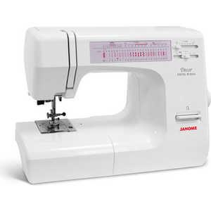 Швейная машина Janome Decor Excel II 5024 цена