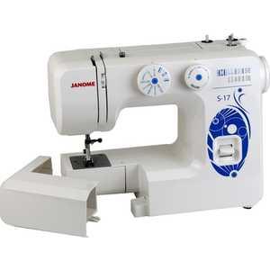 Швейная машина Janome S-17 швейная машинка janome sew mini deluxe