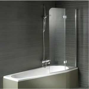 купить Шторка на ванну Riho Nautik n500 geta 160 120х150 см (GGT0221204800) дешево