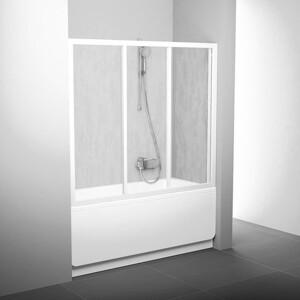 Шторка на ванну Ravak Avdp3-170 170х137 см рейн (40VV010241)