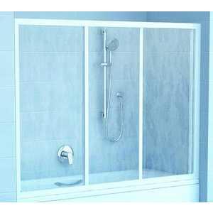Шторка на ванну Ravak Avdp3-180 180х137 см рейн (40VY010241)