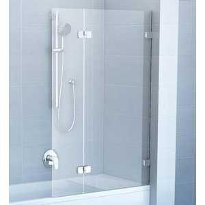 Шторка на ванну Ravak Bvs2-100 R 100х150 см правая (7UPA0A00Z1)