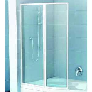Шторка на ванну Ravak Vsk2 Rosa 150 L, 150х150 см, левая (76L80100Z1)