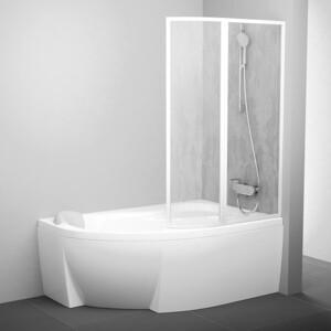 Шторка на ванну Ravak Vsk2 Rosa 170 R, 170х150 см, правая, рейн (76PB010041) экран для ванны triton мишель 170 r