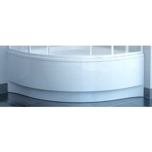 Фронтальная панель Ravak gentiana new day 150 см белая (CZG1000AN0)