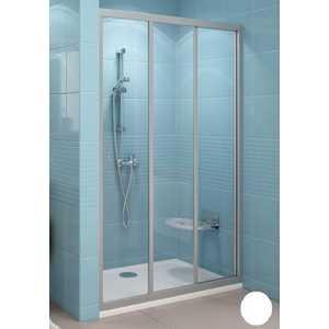 цены Душевая дверь Ravak Asdp3-130 130х188 см пеарл (00VJ010211)
