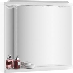 Полка Ravak подвесная с зеркалом m 780 l белая/белая (X000000331) ravak turbo cleaner 1000 г в барнауле