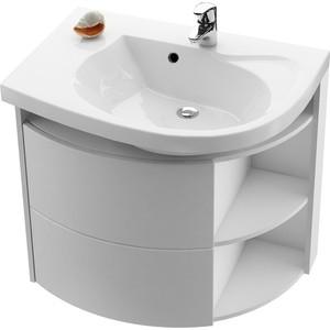Тумба под раковину Ravak sdu rosa comfort l белая/белая (X000000328) ravak turbo cleaner 1000 г в барнауле