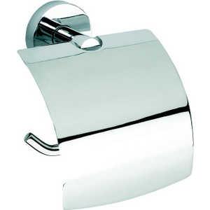 Держатель туалетной бумаги Bemeta с крышкой 150x85x150мм (104112012) держатель для туалетной бумаги tatkraft mega lock