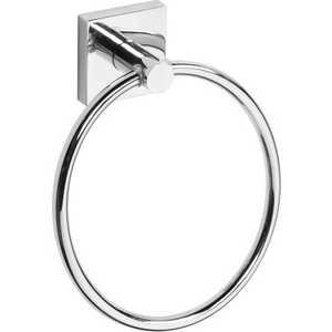 Полотенцедержатель Bemeta кольцо 170х50х190мм (132104062) полотенцедержатель bemeta кольцо 102402062