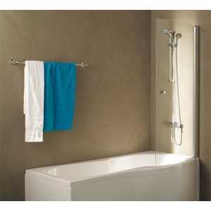 Шторка на ванну Kolpa-san Sole tp/r 80 arabela 80х140 см правая (2KOLP3011)