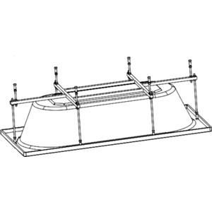 Усиленная рама Riho seth (2YNST2044) riho акриловая ванна riho seth 180x86