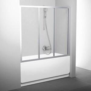 Шторка на ванну Ravak Avdp3-180 180х137 см (40VY0U02Z1)