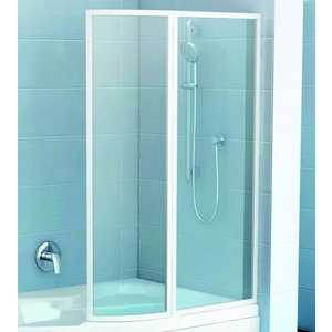 Шторка на ванну Ravak Vsk2 r 108(64+44)х150 см правая Rosa 170 (76PB0100Z1)