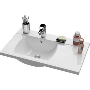 Раковина мебельная Ravak classic 800 r белая с отверстиями (XJDP1180000) монтажная коробка ravak r box multi rb 071 50