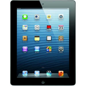 Планшет Apple iPad 4 16Gb Wi-Fi Black EU