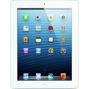Планшет Apple iPad 4 16Gb Wi-Fi White EU