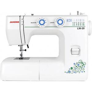Швейная машина Janome LW-20 швейная машина janome lw 20