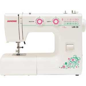 Фотография товара швейная машина Janome LW-30 (272553)