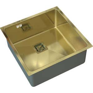Мойка кухонная ZorG inox szr-44 bronze мойка кухонная zorg inox szr 44 bronze