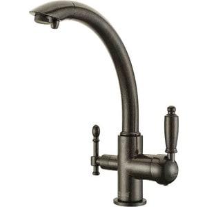 Смеситель для кухни ZorG GraniT Clean water (ZR 314 YF-33 кофе)