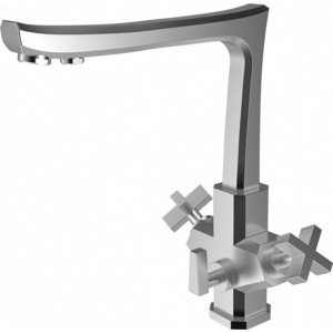Смеситель для кухни ZorG Inox под фильтр certe (SZR-1149-7c) цена и фото