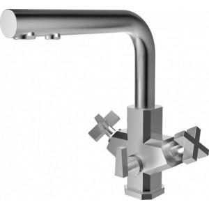 Смеситель для кухни ZorG Inox под фильтр essu (SZR-1149-7g) цена и фото