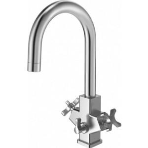 Смеситель для кухни ZorG Inox под фильтр ibix (SZR-1149r-fa) цена и фото