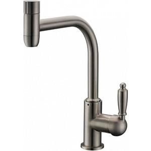Смеситель для кухни ZorG Clean water (ZR 323 yf-33 satin)