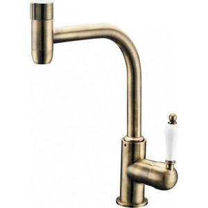 Смеситель для кухни ZorG Clean water (ZR 323 yf-50 br) смеситель для ванны zorg mlada zr 116 w