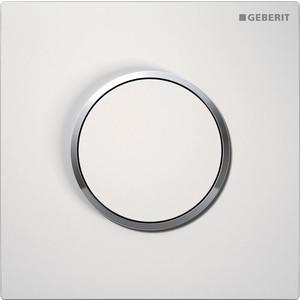 Ручной пневмопривод смыва Geberit Sigma 10 HyTouch для писсуара хром (116.015.KJ.1) клавиша смыва geberit sigma 30 белый глянцевый хром 115 893 kj 1