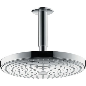 Верхний душ с кронштейном Hansgrohe Raindance select s240 2jet (26467000)