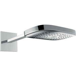 Верхний душ с кронштейном Hansgrohe Raindance select e300 3jet (26468000) термостат для ванны hansgrohe showertablet select 13151000