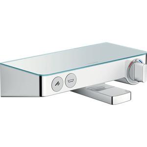 Термостат для ванны Hansgrohe Showertablet select /белый (13151400) термостат для ванны hansgrohe showerselect встроенный с переключателем 15763000
