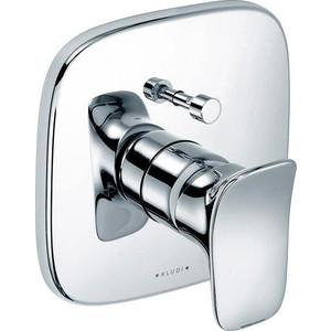 Термостат для ванны Kludi Ambienta с защитой панель (536570575) 422100575 смеситель для кухни хром kludi