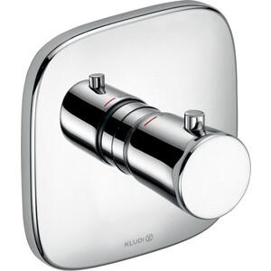 Термостат для ванны Kludi Ambienta накладная панель а (537290575) смеситель для ванны хром kludi 388120538