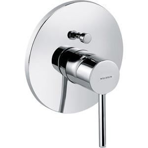 Смеситель для ванны Kludi Bozz накладная панель (386570576)  kludi bozz 389250576 для душа