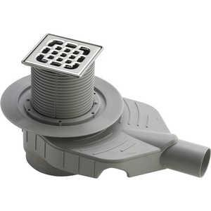 Душевой трап Viega Advantix top (669201) viega 4936 3 с сухим отводом вертиткальный отвод 583224