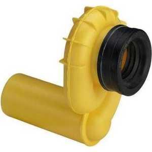 Фотография товара сифон Viega вакуумный для писсуаров желтый (492465) (273755)