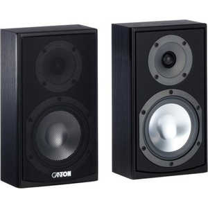 Настенная акустика Canton GLE 410.2 black центральный канал canton cd 1050 black high gloss