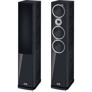 Напольная акустическая система Heco Music Style 900, black/black