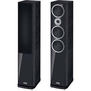 Напольная акустическая система Heco Music Style 900, black/black heco music style 200 piano black ash decor black