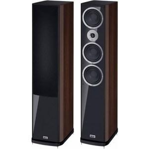 Напольная акустическая система Heco Music Style 900, black/espresso