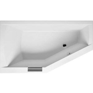 Акриловая ванна Riho Geta правая 160x90x49 riho гидромассажная ванна riho yukon 160x90 правая