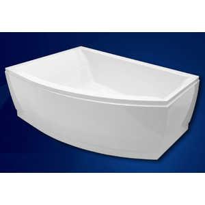 Акриловая ванна Vagnerplast Veronela 160x105 левая акриловая ванна triton изабель левая