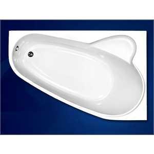 Акриловая ванна Vagnerplast Selena 160x105 правая акриловая ванна vagnerplast briana 180x80 vpba180bri2x 01